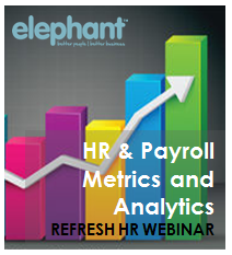 HR and Payroll Metrics and Analytics